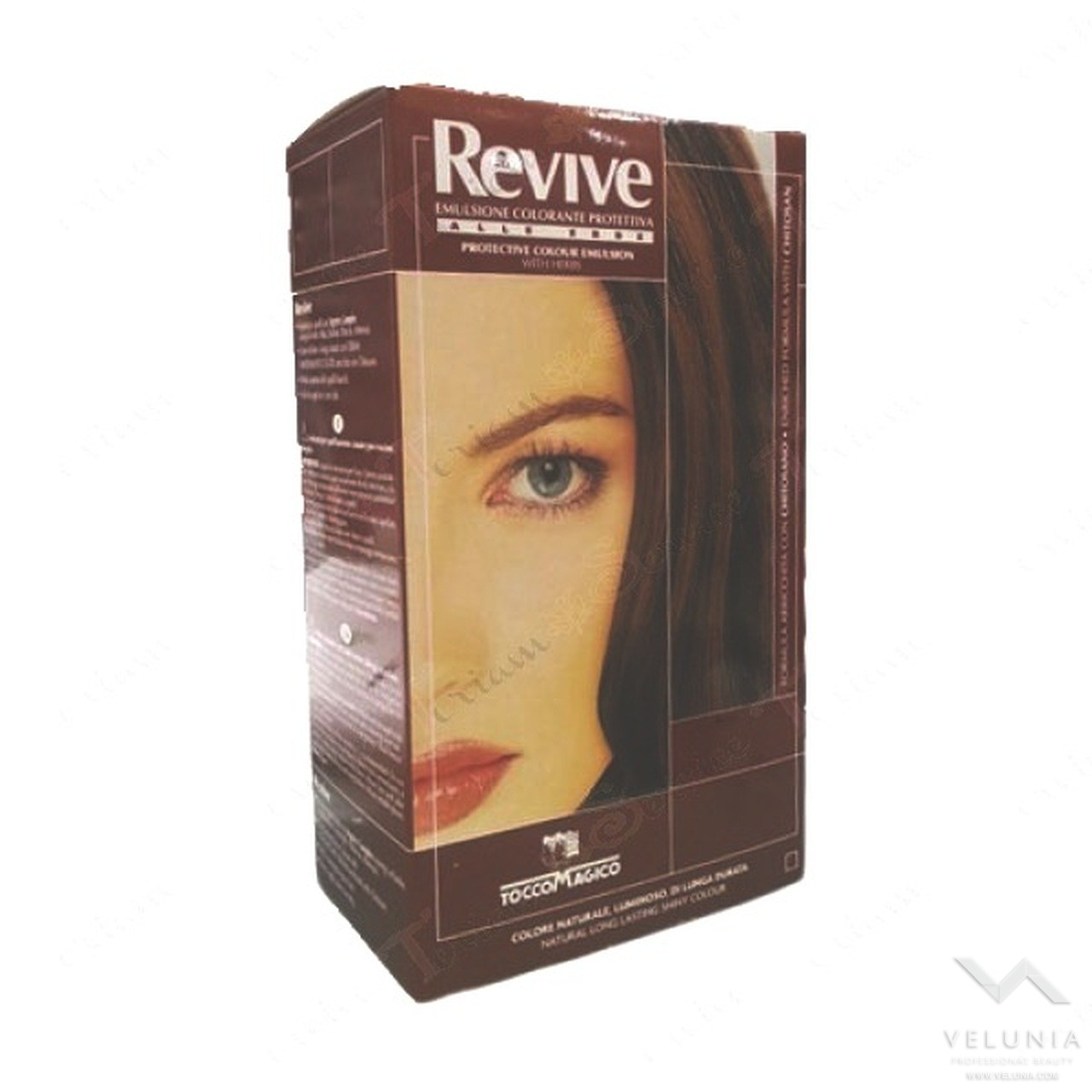 Revive Shampoo Color 7MR 1