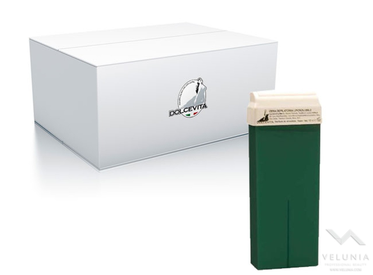 Rullo Ceretta Liposolubile Ester Variante Clorofilla - Dolce Vita - Conf. 24 1