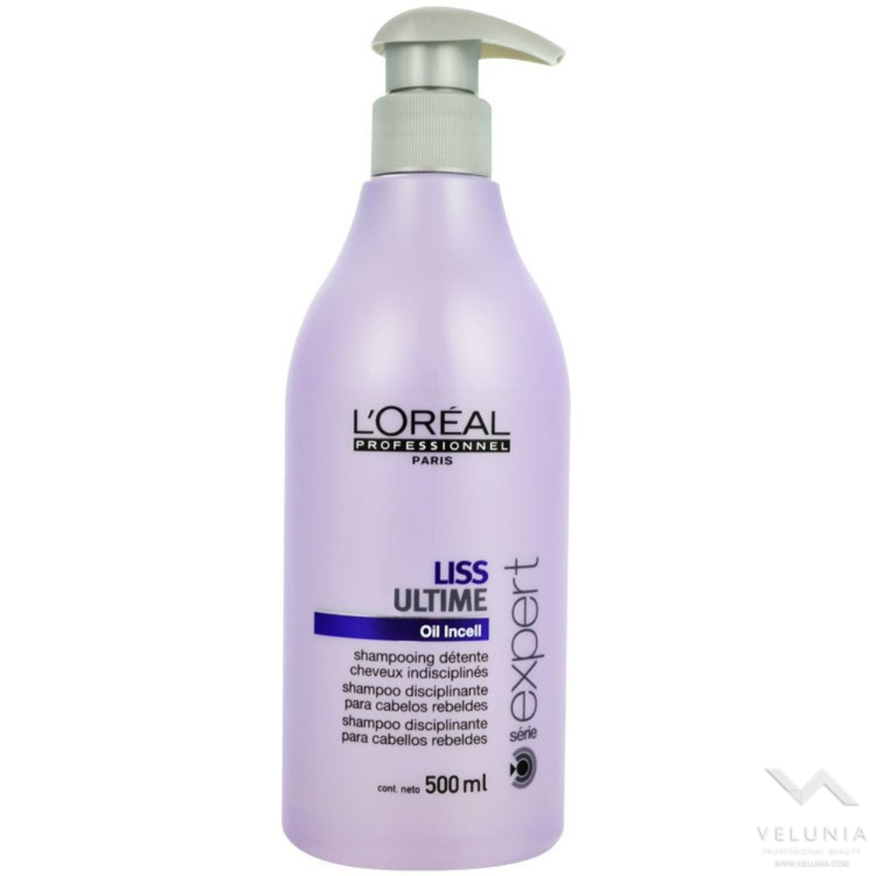 L'Oreal Expert Liss Ultime 500ml 1