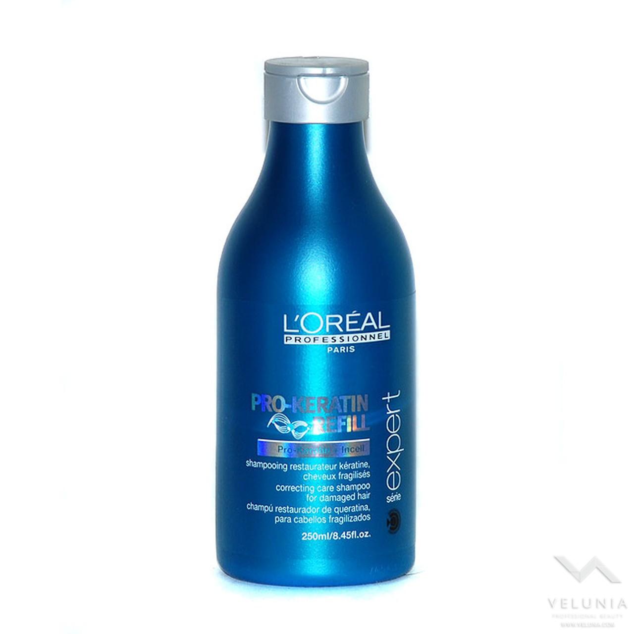 L'Oreal Expert Pro-Keratine Refill 250ml 1