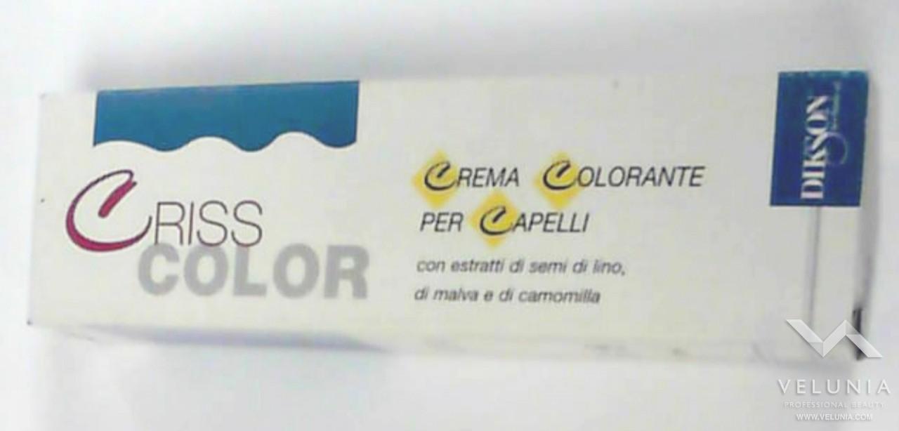tinta Dikson Criss color 120gr   N. 10C 1