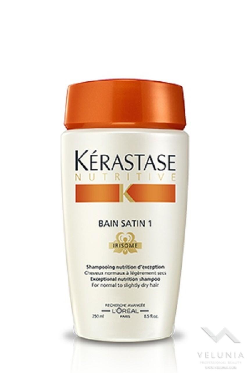 KERASTASE BAIN SATIN 1 IRISOME 250 ml 1