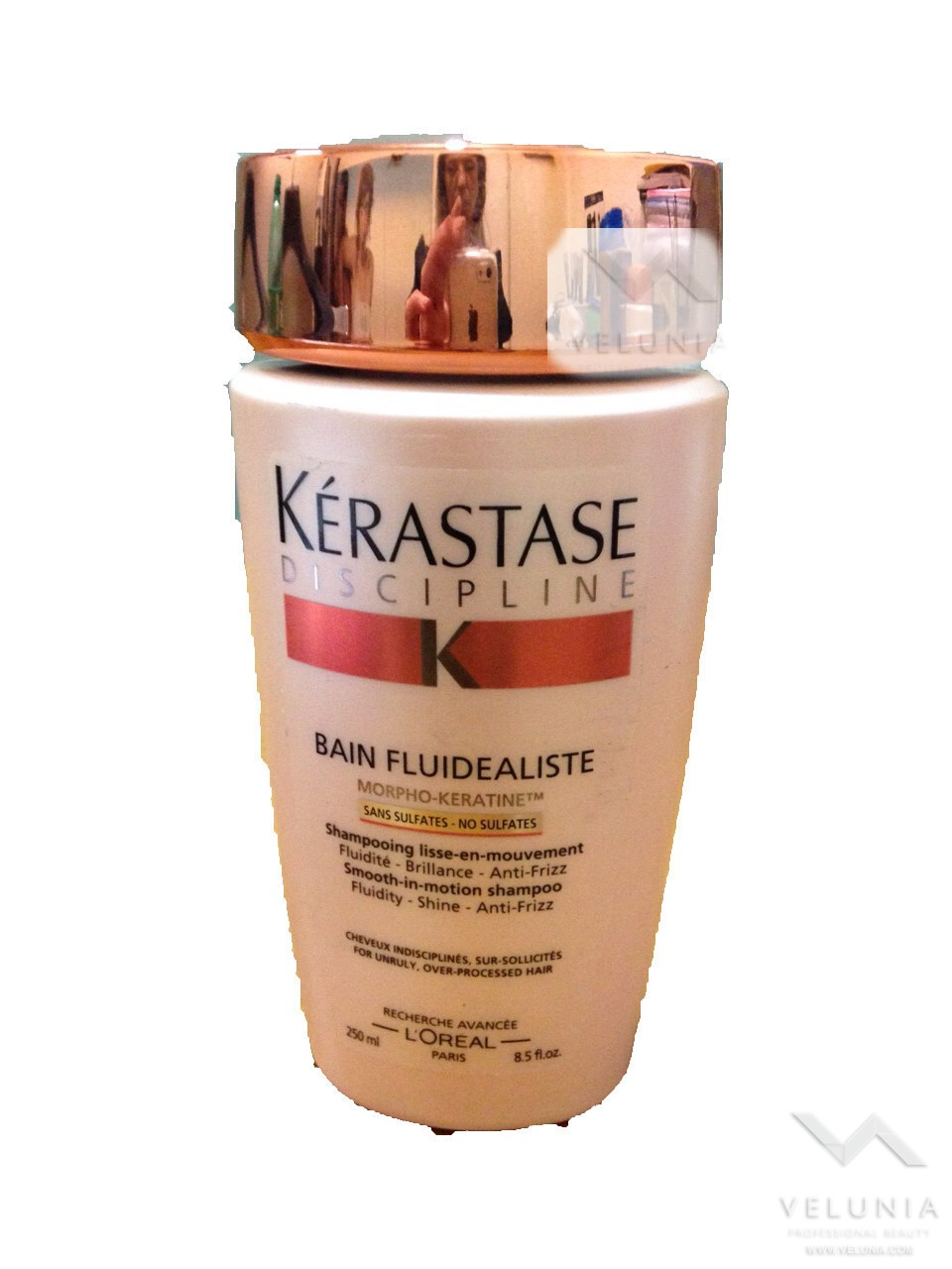 l'oreal Kerastase discipline shampoo fluidealiste anti crespo 250 ml 1