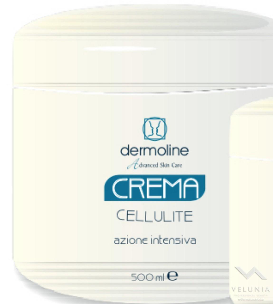 crema trattamento anticellulite azione intensiva 500ml a solo uso professionale 1