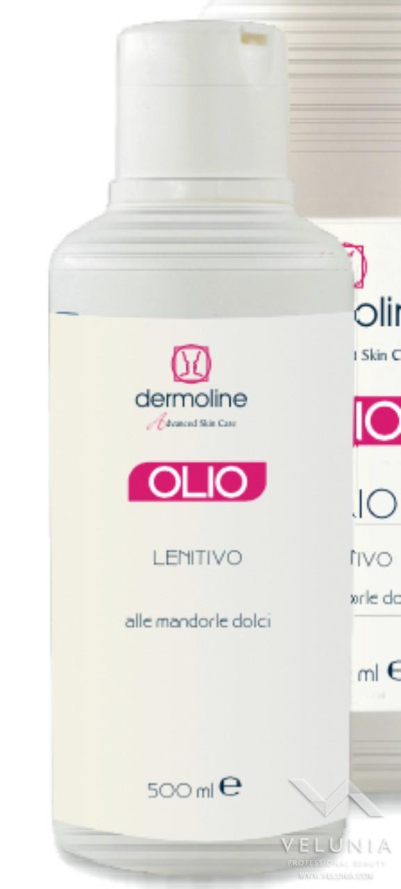 olio massaggio lenitivo alle mandorle dolci e vitamina E 500ml 1