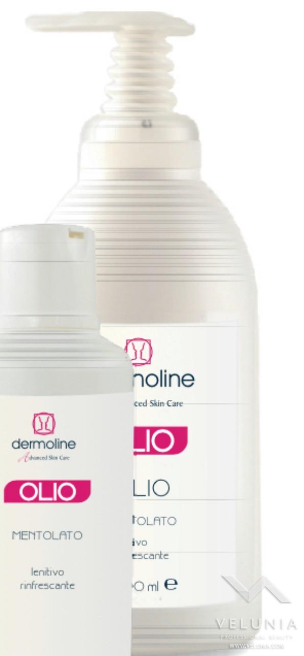 olio massaggio mentolato lenitivo rinfrescante 1000ml a solo uso professionale 1