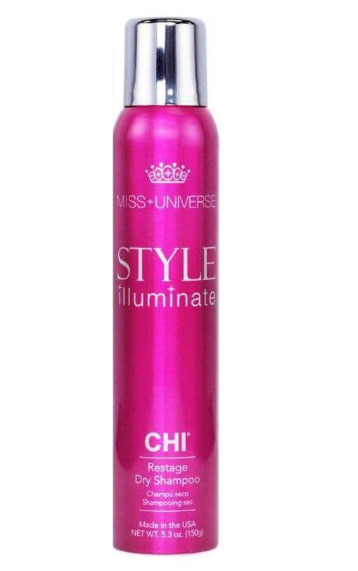 FAROUK CHI Miss Universe Style Illuminate Restage Dry Shampoo 150gr 1