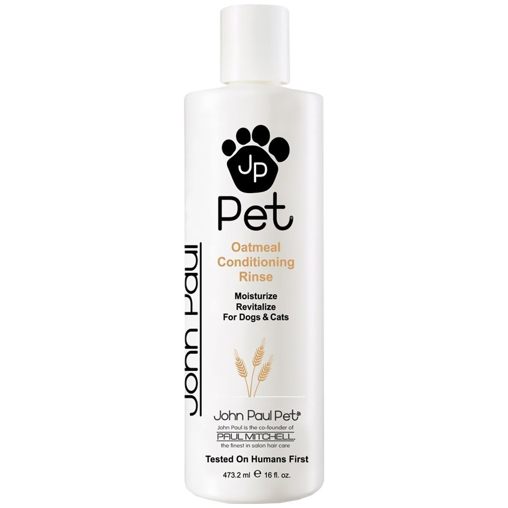 JOHN PAUL PET Oatmeal Conditioning Rinse 473ml 1