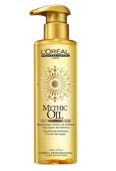 L'OREAL Mythic Oil Shampoo 250ml 1