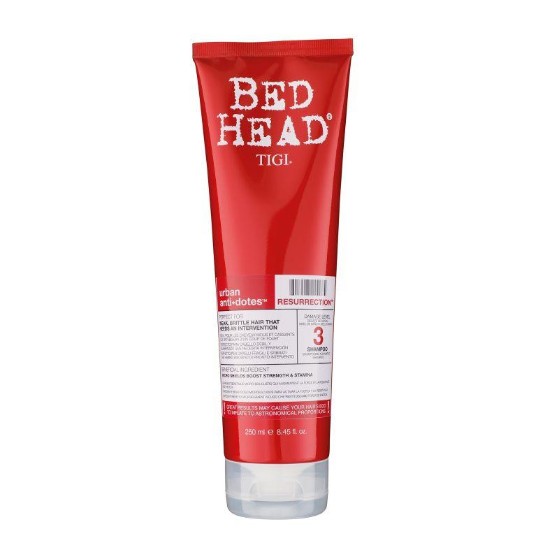 TIGI Bed Head Resurrection Shampoo 250ml 1