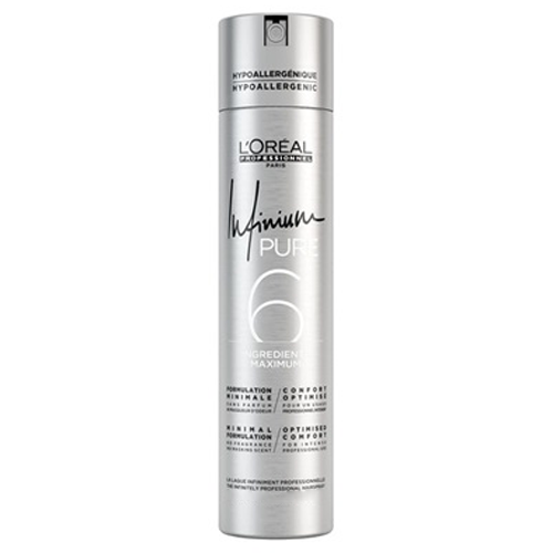 L'OREAL Infinium Pure 6 Hairspray Soft 500ml 1