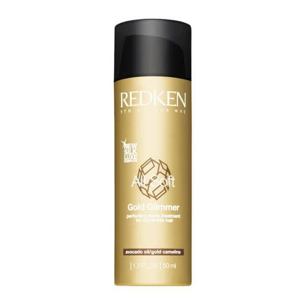 REDKEN All Soft Gold Glimmer 50ml