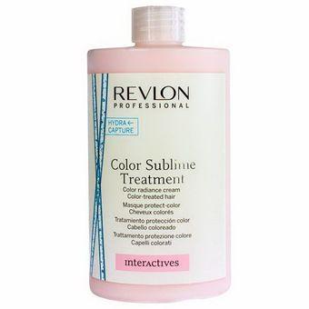 REVLON PROFESSIONAL Color Sublime Treatment 750ml maschera protezione colore