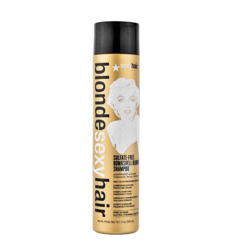 SEXY HAIR Blonde Sexy Hair Bombshell Blonde Shampoo 300ml