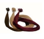 extension capelli naturali  colore Red