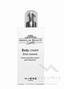 BODY CREAM DREN REMOVE