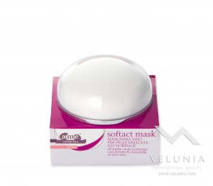 crema viso pelle sensibile softact mask