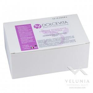 Lozione Ritardante alla Papaina - DolceVita - Scatola 12 Fiale 10 ml.