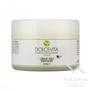 Crema Viso Idratante - Dolcevita Green - Vaso  250 ml