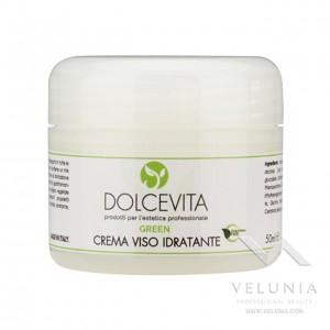 Crema Viso Idratante - Dolcevita Green - Vaso 50 ml