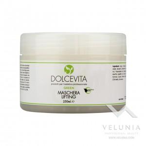 Maschera Viso Lifting - Dolcevita Green - Vaso 250 ml