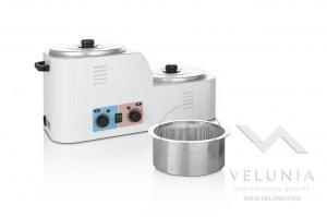 Scaldacera Professionale Per Cera a Caldo - 2 Vasche