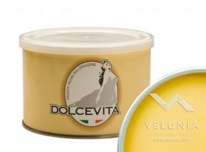 Cera Depilatoria Titanio - Limone -Liposolubile -  Dolce Vita