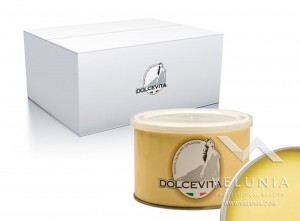 Cera Depilatoria Titanio Micromica Perlescente - Liposolubile -  DolceVita - Conf. 24