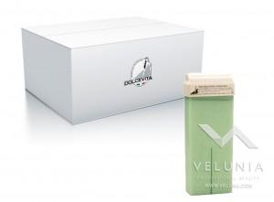 Rullo Ceretta Titanio Mela Verde - Liposolubile - Dolce Vita - Conf. 24