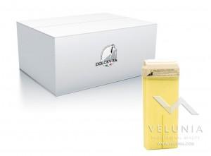Rullo Ceretta Titanio Micromica Perlescente- Liposolubile - Dolce Vita - Conf. 24