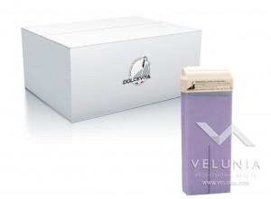 Rullo Ceretta Zinco Ametista Violet  - Liposolubile - Dolce Vita - Conf. 24