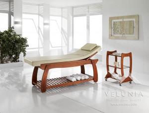Lettino In Legno Zen Wood Bed