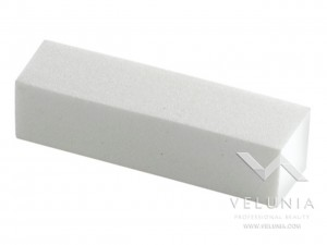 Mattoncino Unghie Bianco per Ricostruzione  - Confezione 6 pz.