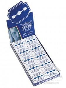 Lame ricambio per Taglia Calli Inox - Confezione pz.100