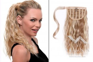 Extension coda beach curl clip-on