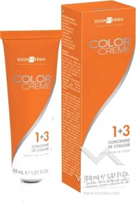 Tinta color creme Eugene perma  tubo 60ml n. 2001