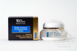 WHITE AZELAICO MASCHERA DOMICILIARE 50 ml