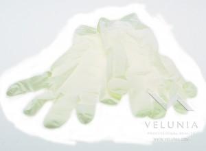 guanti plastica confezione 100 Pz