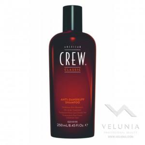 American Crew: Anti Dandruff Shampoo, (250 ml)
