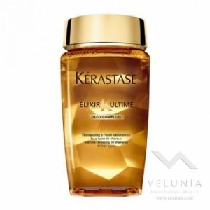 Kerastase Elixir Ultime Sublime cleansing oil shampoo 250ml 1