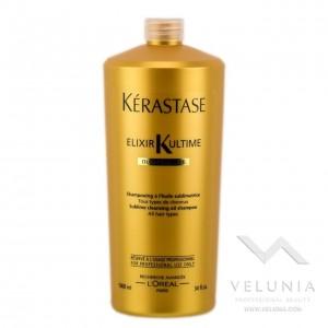 Kerastase l'oreal elixirkultime shampoo 1000ml