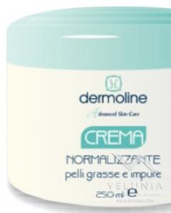 crema viso normalizzante per pelli grasse e impure 250ml a solo uso professionale