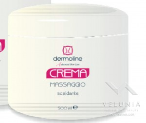 crema scaldante trattamento dolenzie muscolari e articolari 500ml a solo uso professionale