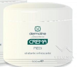 crema piedi idratante deodorante 250ml