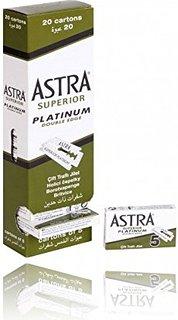 ASTRA Superior Platinum 100 Lame In Acciaio Inox