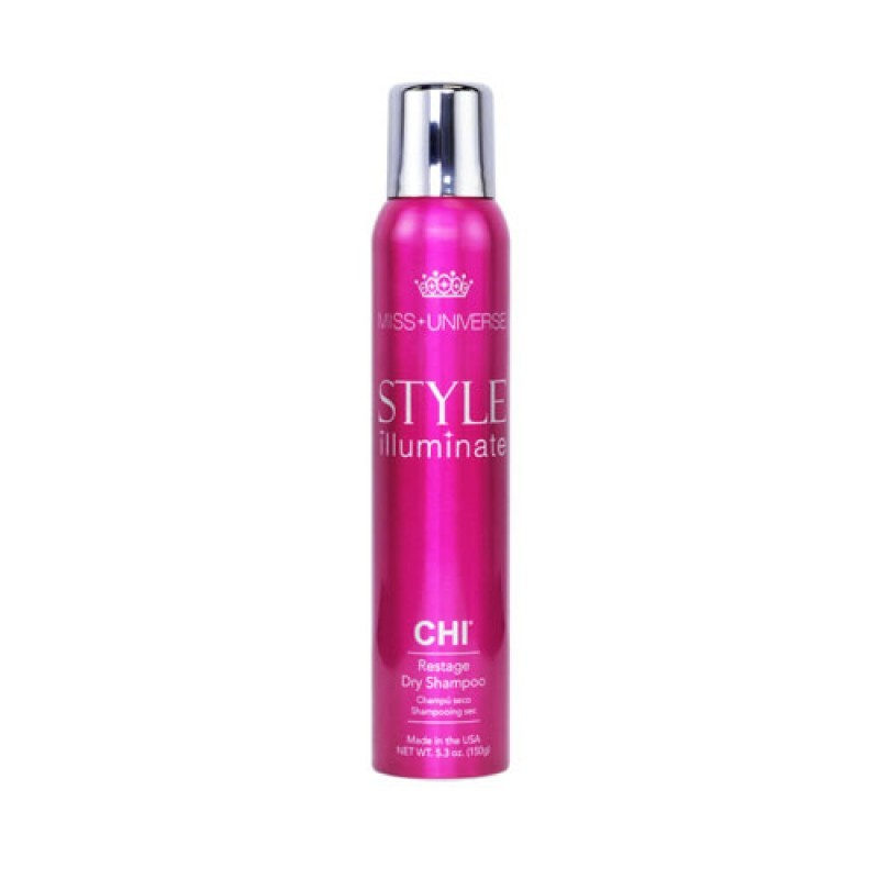 FAROUK CHI Miss Universe Style Illuminate Restage Dry Shampoo 150gr