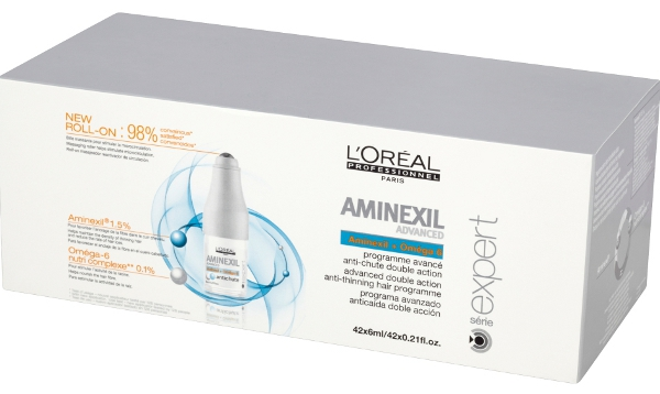 L'OREAL Expert Aminexil Advanced 42 x 6ml