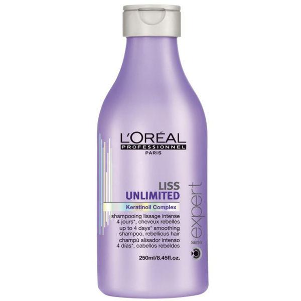 L'OREAL Expert Liss Unlimited Shampoo 250ml