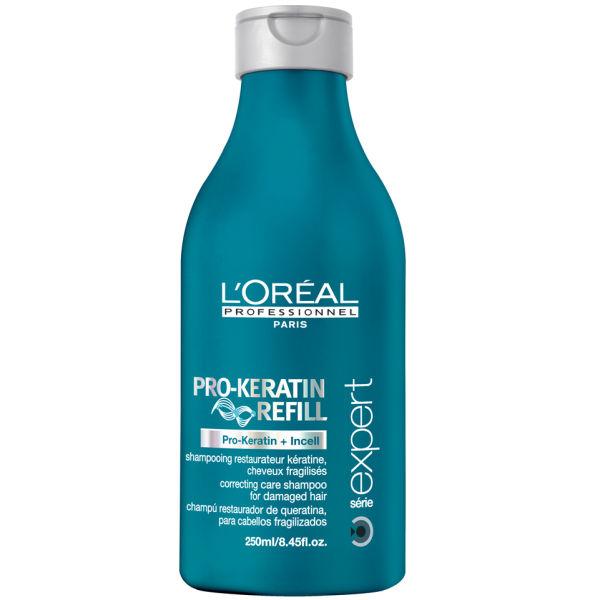 L'OREAL Expert Pro-Keratin Refill Shampoo 250ml