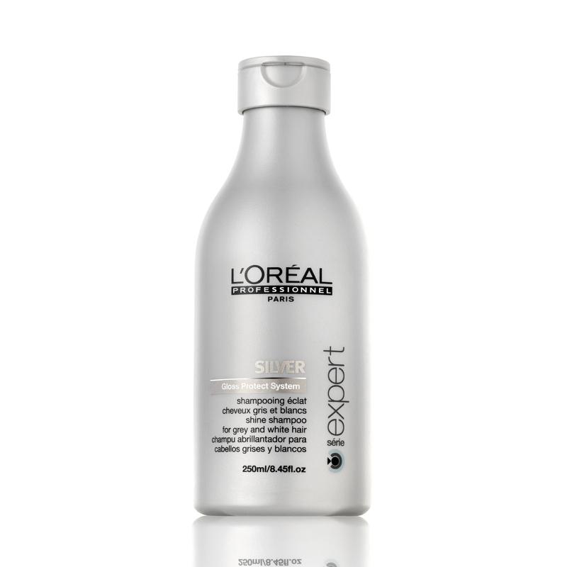 L'OREAL Expert Silver Shampoo 250ml
